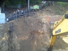 Excavation Works Jacobs Ladder