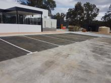 Kerbing Bitumen Paving and Linemarking