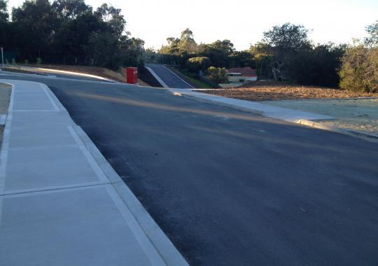Campbell Barracks Roadworks