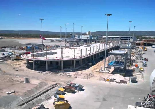 Perth Airport T1 Expansion